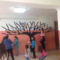Τέχνη μέσα στο σχολείο